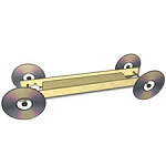 The Enforcer: Rubber Band Racer