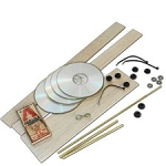 Build Your Own Mousetrap Car Kit (10-pack)